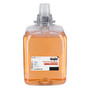 GOJO® 2000 mL Refill Light Amber Fresh Fruit Scented Hand Soap (Lead time for this product may be longer than normal.)