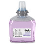 GOJO® 1200 mL Refill Lavender Cranberry Scented Hand Soap (Lead time for this product may be longer than normal.)