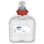 GOJO® 1000 mL Refill Clear PURELL® Fragrance-Free Surgical Scrub