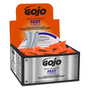 GOJO® 80 Count Packets Fresh Citrus Scented Counter Display