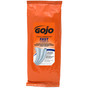 GOJO® 60 Count Resealable Pack Fresh Citrus Scented Heavy Duty Hand Cleaner Towels/Wipes (Lead time for this product may be longer than normal.)