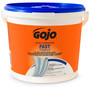 GOJO® 225 Count Bucket Fresh Citrus Scented Heavy Duty Hand Cleaner Towels/Wipes