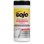 GOJO® 25 Count Canister Fresh Citrus Scented Heavy Duty Hand Cleaner Towels/Wipes (Lead time for this product may be longer than normal.)