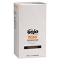 GOJO® 5000 mL Refill White NATURAL* ORANGE™ Citrus Scented Heavy Duty Hand Cleaner