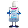 GOJO® 8 Ounce Bottle Clear PURELL® Fragrance-Free Mountable Hand Sanitizer And Pump