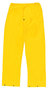 MCR Safety® Yellow Cyclone .35 mm Nylon And PVC Pants With Elastic Waist