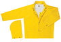 MCR Safety® Yellow Commodore .40 mm Polyester And PVC Jacket With No Hood