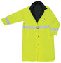MCR Safety® Large Fluorescent Lime/Black 48
