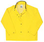 MCR Safety® Yellow Concord .35 mm Neoprene And Nylon Jacket With Attached Hood