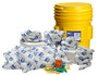 Brady® 65 gal Drum SPC™ Yellow Polypropylene Spill Kit