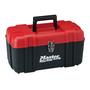 Master Lock® Red Plastic Lockout Carry Case