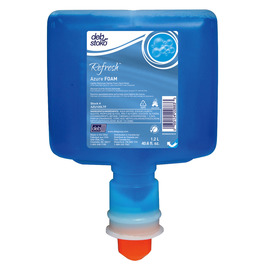 Deb 1.2 Liter Refill Blue Refresh™ Azure FOAM Scented Hand Cleaner