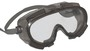 Kimberly-Clark Professional* Jackson Safety* Monogoggle* 211 Indirect Vent Splash Over-The-Glasses Goggles With Smoke Frame And Clear Anti-Fog Lens
