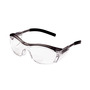 3M™ Nuvo™ 2.5 Diopter Gray Frame Safety Glasses With Clear Anti-Fog Lens