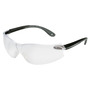 3M™ Virtua™ Black And Gray Frame Safety Glasses With Clear Hard Coat Lens
