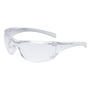 3M™ Virtua™ Clear Frame Safety Glasses With Clear Anti-Scratch Hard Coat Lens
