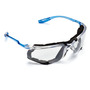 3M™ Virtua™ Clear Frame Safety Glasses With Clear Anti-Fog Lens