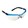 3M™ BX™ 1.5 Diopter Silver Frame Safety Glasses With Clear Anti-Fog Lens