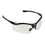 3M™ Smart Lens™ Black Checkered Frame Safety Glasses With Photochromic Anti-Scratch Lens