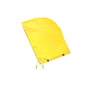 Tingley Large Yellow  DuraScrim™ 10.5 mil Double Coated PVC And Polyester Detachable Hood With Snap