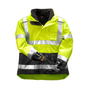 Tingley Small Fluorescent Yellow-Green/Black 29