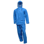 Tingley Small Royal Blue  Storm-Champ® 8 mil PVC And Nylon 2-Piece Rain Suit With Front Zipper