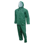 Tingley Medium Forest Green Storm-Champ® .20 mm PVC And Nylon 2-Piece Rain Suit