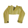 Chicago Protective Apparel X-Large Yellow Glacier Wear™ Kevlar® Mesh Kevlar® Twill Sleeve With Velcro® Closure