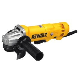 DEWALT<sup>®</sup> 11 Amp 4 1/2 Small Angle Grinder with Safety Lock