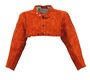 Stanco Safety Products™ Medium Russet Leather Cape Sleeve