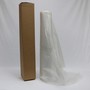 TM Poly 12' X 200' Clear 2 mil Polyethylene Plastic Sheeting