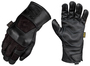 Mechanix Wear® Size 9 Black Fabricator Leather Full Finger Mechanics Gloves With Gauntlet/Hook And Loop Cuff