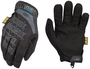 Mechanix Wear® Size 9 Black The Original® Insulated Water And Wind Resistant Synthetic Leather And SoftShell™ Fleece Lined Cold Weather Gloves With Touchscreen Technology