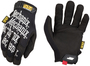 Mechanix Wear® Size 5 Black The Original® Synthetic Leather And TrekDry® Full Finger Mechanics Gloves With Hook And Loop Cuff