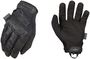 Mechanix Wear® Size 8 Black The Original® Synthetic Leather And TrekDry® Full Finger Mechanics Gloves With Hook And Loop Cuff