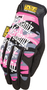 Mechanix Wear® Women's Medium Pink Camouflage The Original® Synthetic Leather And TrekDry® Full Finger Mechanics Gloves With Hook And Loop Cuff