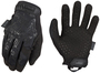 Mechanix Wear® Size 8 Black The Original® Vent Synthetic Leather And Mesh Full Finger Mechanics Gloves With Hook And Loop Cuff