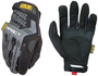 Mechanix Wear® Size 9 Black And Gray M-Pact® Synthetic Leather And TrekDry® Full Finger Anti-Vibration Gloves With Hook And Loop Cuff