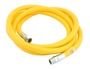 Bradley® 8' Yellow Drench Hose