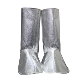 Chicago Protective Apparel Silver Aluminized Para-Aramid Blend Heat Resistant Leggings
