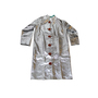 Chicago Protective Apparel X-Large Silver Aluminized Carbon Para-Aramid Blend Heat Resistant Coat