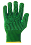 Wells Lamont 2X-Small Whizard 7 Gauge Fiber And Stainless Steel Cut Resistant Gloves With Polyurethane Coated Palm And Fingertips