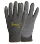 Wells Lamont Medium GuardTec 3® 13 Gauge Fiber Cut Resistant Gloves With Sandy Nitrile Coated Palm And Fingertips