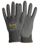 Wells Lamont Medium GuardTec 4® 13 Gauge Fiber Cut Resistant Gloves With Sandy Nitrile Coated Palm And Fingertips