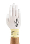 Ansell X-Small HyFlex® Lite 15 Gauge Polyurethane Work Gloves With White Nylon Liner And Elastic Cuff