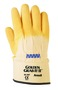 Ansell X-Large Golden Grab-It® II Heavy Weight Latex/Natural Rubber Work Gloves With Yellow Jersey/Knit Liner And Safety Cuff