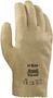 Ansell Size 10 KSR® Light Weight Vinyl Work Gloves With Tan Interlock Cotton Liner And Slip-On Cuff