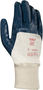 Ansell Size 10 Hylite® Medium Weight Nitrile Work Gloves With Blue Cotton Liner And Knit Wrist