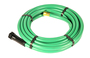 UltraTech 25' Ultra-Pipe Drip Diverter® Yellow Vinyl Drainage Hose