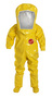DuPont™ X-Large Yellow Tychem® 9000 18 mil Tychem® 9000 Suit